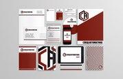 Разработка логотипа 3800 руб. Разработка визитки - 2000 руб